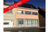 TH_128, MERELBEKE - ruim duplexappartement met 2 slpk